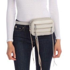 Rebecca minkoff 3 zipper belt bag